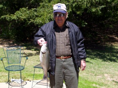 Lake Texoma Striper