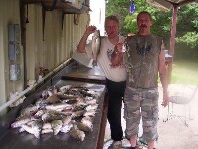 Lake Texoma Striper Fishing stripermaster.com