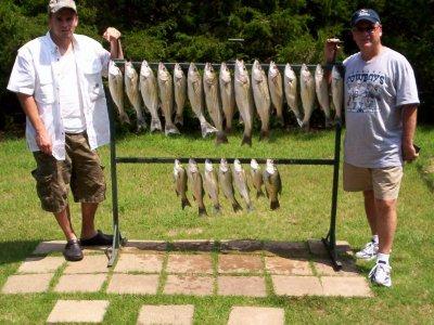 StriperMaster.com Lake Texoma Striper Fishing Guide